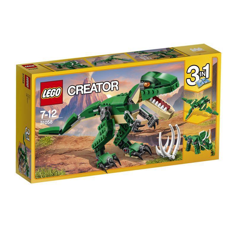 LEGO CREATOR DINOSAURO 31058