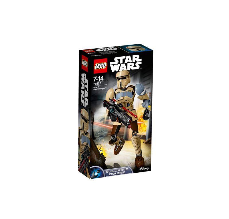 LEGO STAR WARS Y-WING SCARIF STORMTROOPER 75523