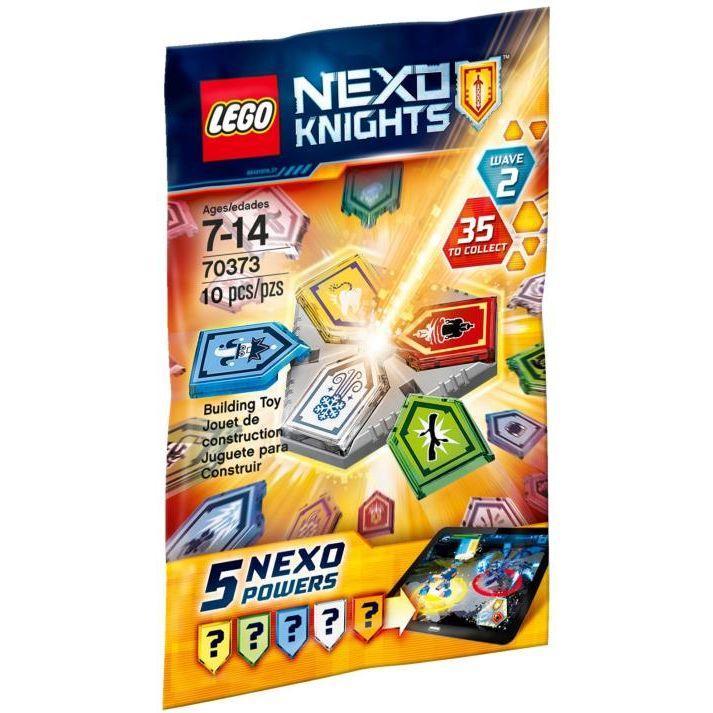 LEGO NEXO KNIGHTS POTERI NEXO COMBINATI 70373