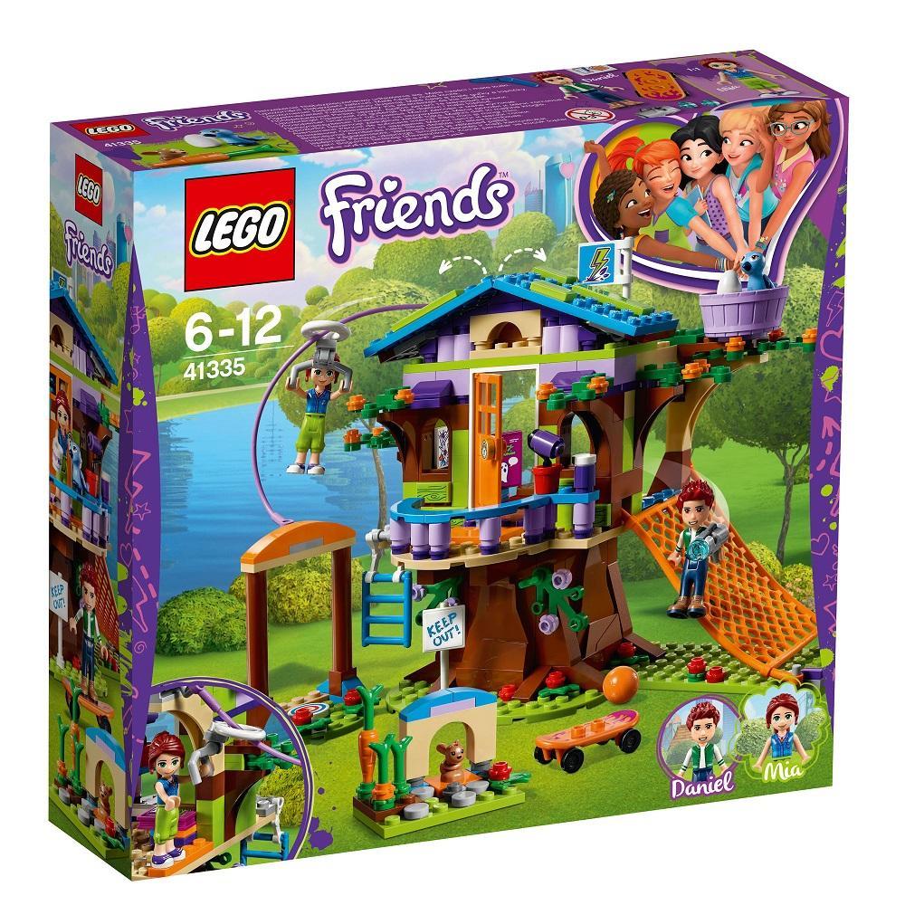 LEGO FRIENDS LA CASA SULL'ALBERO DI MIA 41335<br />