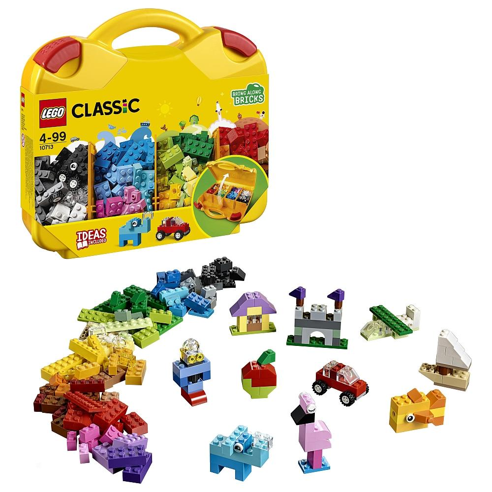 LEGO CLASSIC VALIGETTA CREATIVA 10713<br />