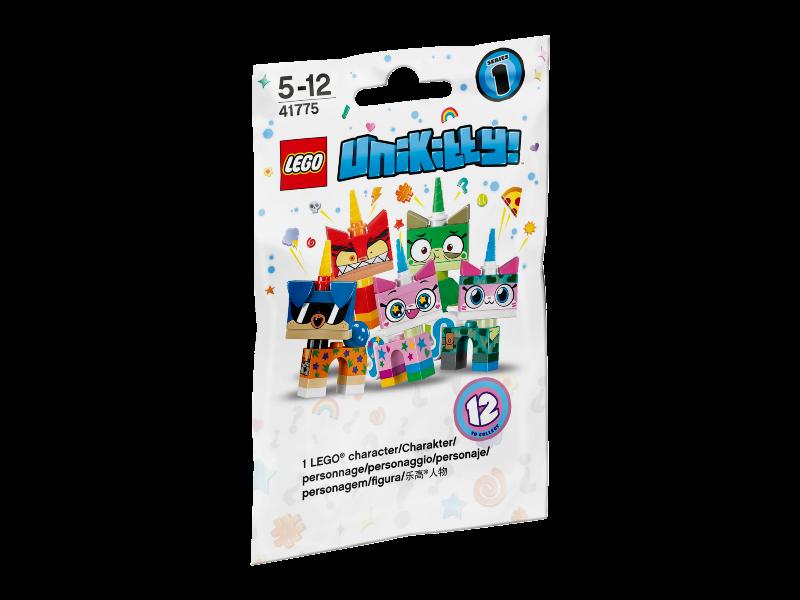 LEGO UNKITTY SERIE 1 COLLEZIONABILI UNKITTY 41775