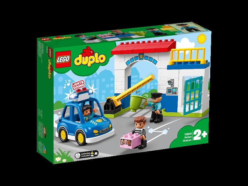 LEGO DUPLO STAZIONE DI POLIZIA 10902