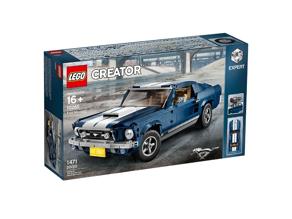 LEGO CREATOR FORD MUSTANG 10265<br />