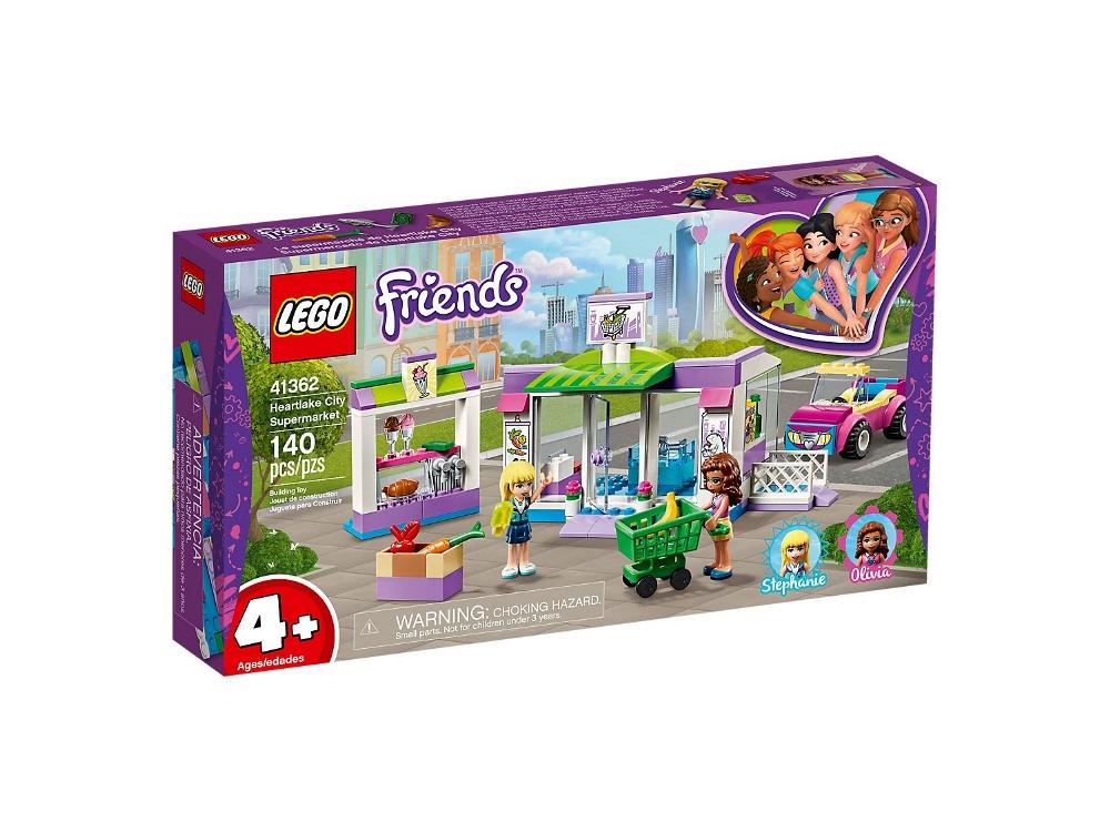 LEGO FRIENDS IL SUPERMERCATO DI HEARTLAKE CITY 41362