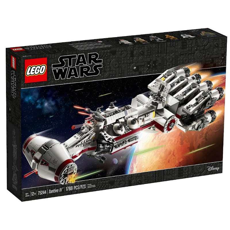 LEGO STAR WARS TANTIVE IV 75244<br />