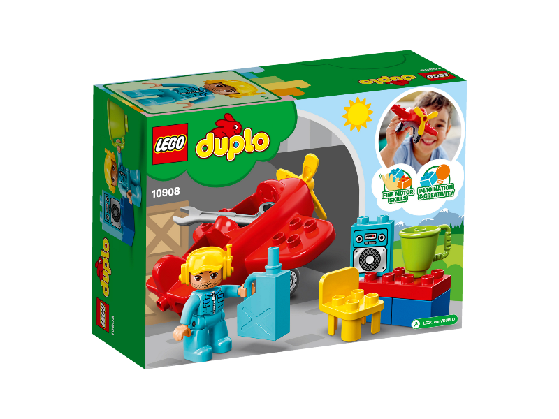 LEGO DUPLO AEREO 10908
