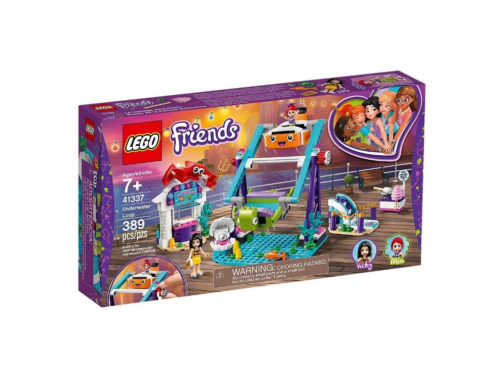 LEGO FRIENDS GIOSTRA SOTTOMARINA 41337