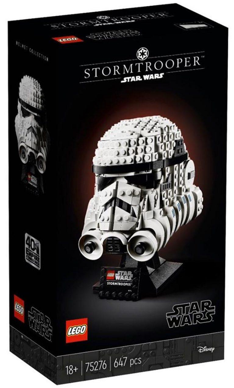 LEGO STAR WARS CASCO DI STORMTROOPER 75276