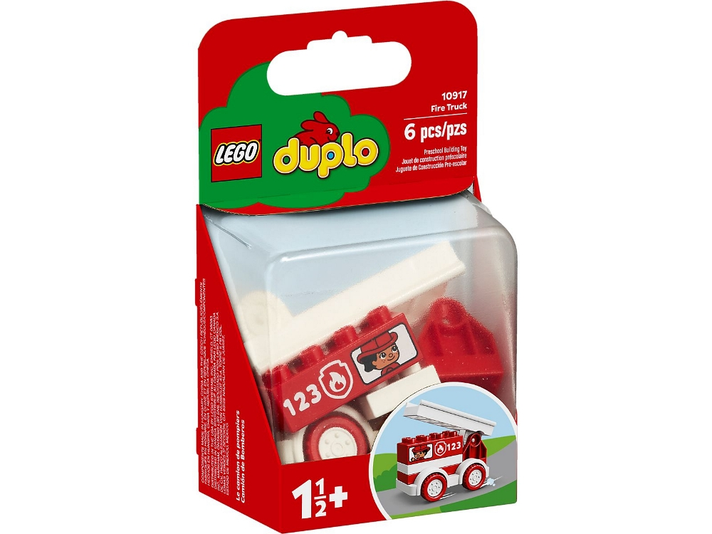LEGO DUPLO AUTOPOMPA 10917