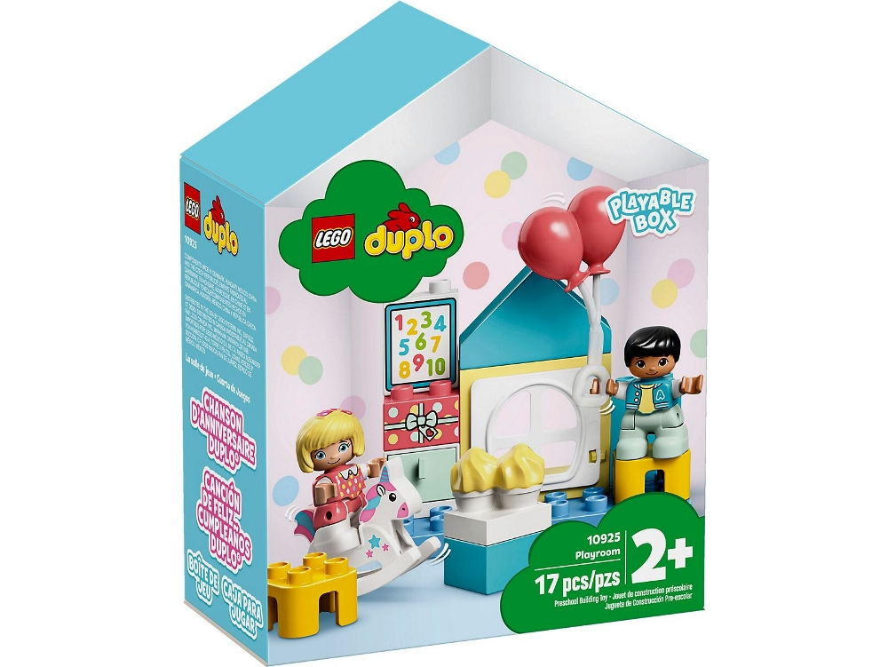 LEGO DUPLO STANZA DEI GIOCHI 10925