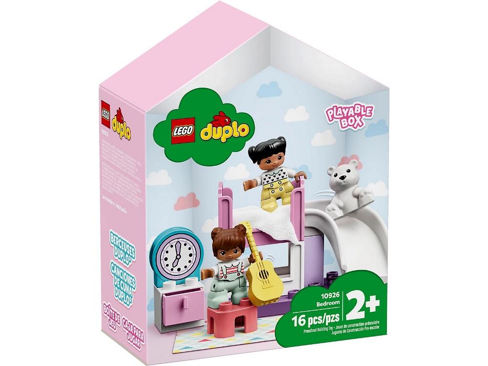 LEGO DUPLO CAMERA DA LETTO 10926