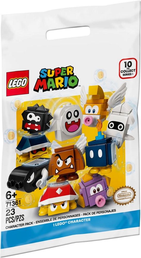 LEGO SUPER MARIO PACK PERSONAGGI 71361