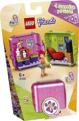 LEGO FRIENDS IL CUBO DELLO SHOPPING DI MIA 41408