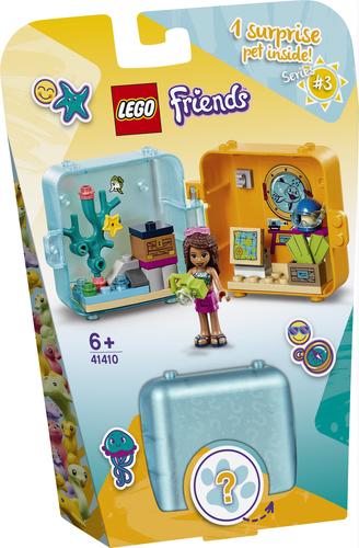 LEGO FRIENDS IL CUBO DELLE VACANZE DI ANDREA 41410