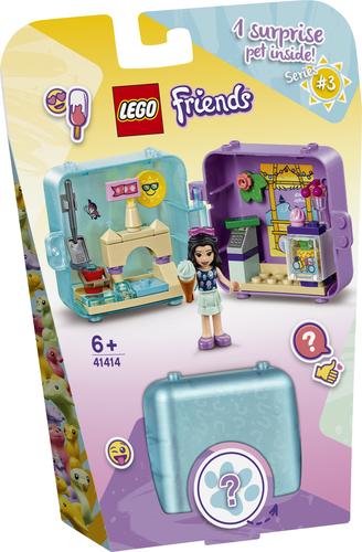LEGO FRIENDS IL CUBO DELLE VACANZE DI EMMA 41414