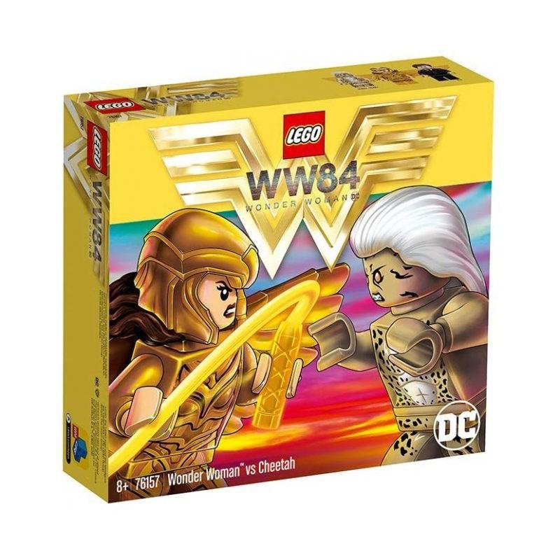 LEGO SUPER HEROES WONDER WOMAN™ VS CHEETAH 76157