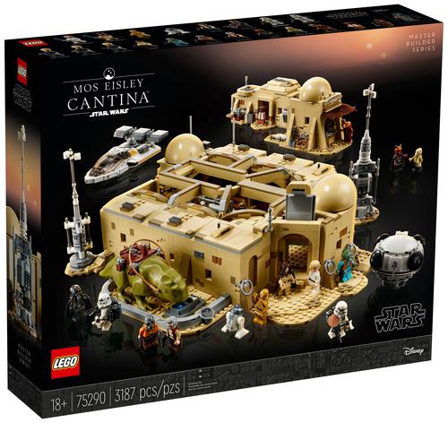 LEGO STAR WARS TAVERNA MOS EISLEY 75290