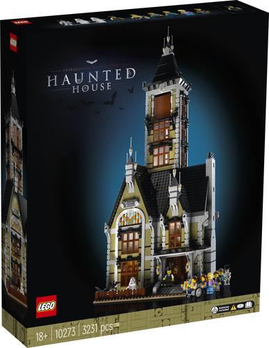 LEGO CREATOR EXPERT LA CASA STREGATA 10273