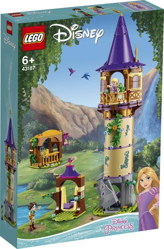 LEGO PRINCESS LA TORRE DI RAPUNZEL 43187