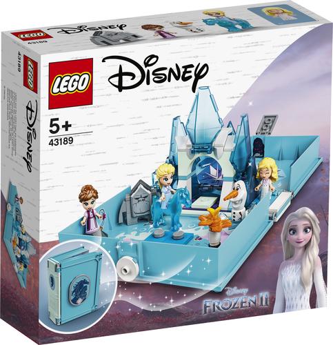 LEGO DISNEY PRINCESS ELSA E LE AVVENTURE FIABESCHE DEL NOKK 43189