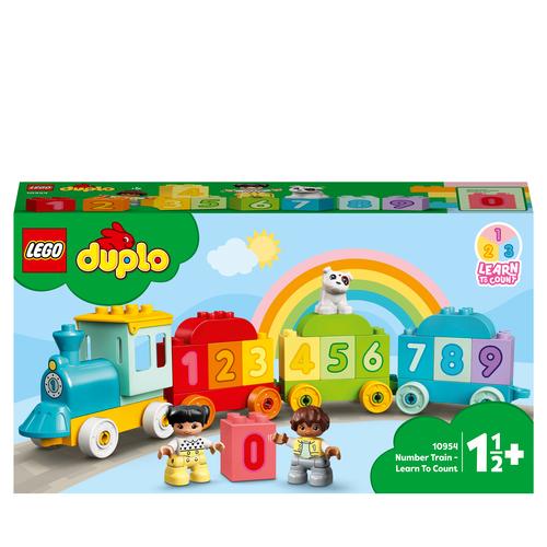 LEGO DUPLO TRENO DEI NUMERI - IMPARIAMO A CONTARE 10954