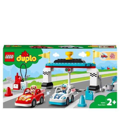 LEGO DUPLO AUTO DA CORSA 10947