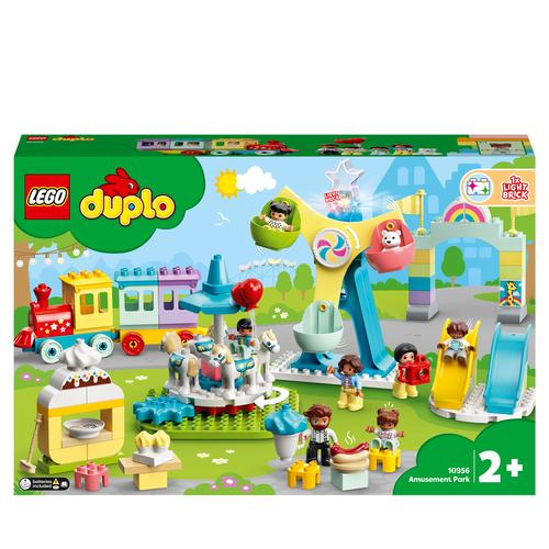 LEGO DUPLO PARCO DEI DIVERTIMENTI 10956