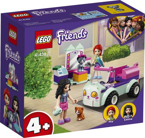 LEGO FRIENDS MACCHINA DA TOLETTA PER GATTI 41439