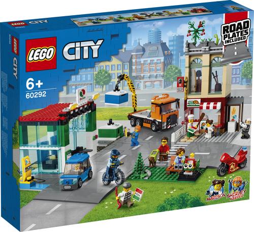 LEGO CITY CENTRO CITTÀ 60292
