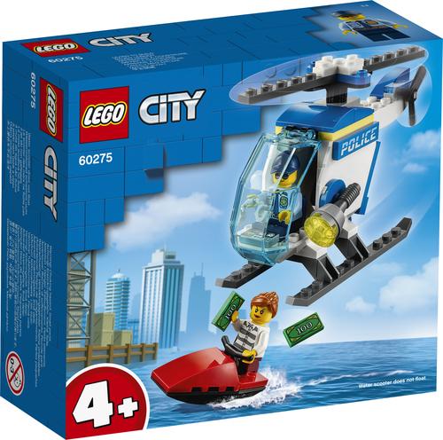 LEGO CITY ELICOTTERO DELLA POLIZIA 60275