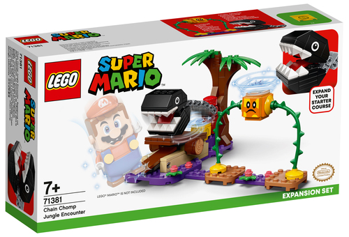 LEGO SUPER MARIO INCONTRO NELLA GIUNGLA DI CATEGNACCIO - PACK DI ESPANSIONE 71381
