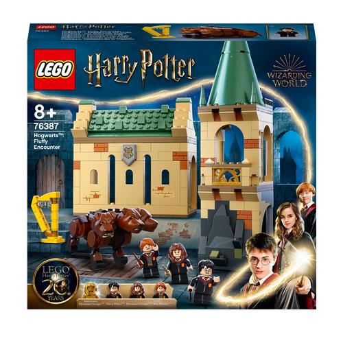 LEGO HARRY POTTER HOGWARTS: INCONTRO CON FUFFI 76387