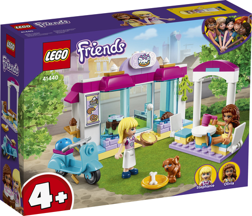 LEGO FRIENDS IL FORNO DI HEARTLAKE CITY 41440