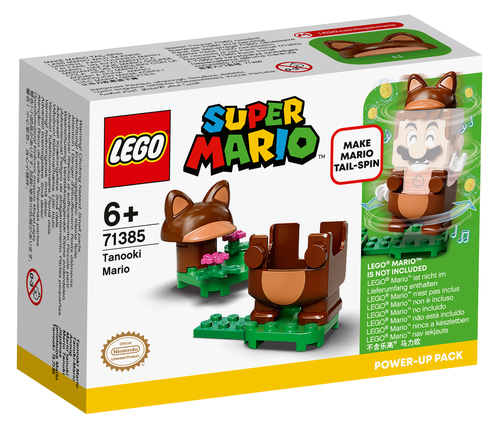 LEGO SUPER MARIO TANUKI - POWER UP PACK 71385