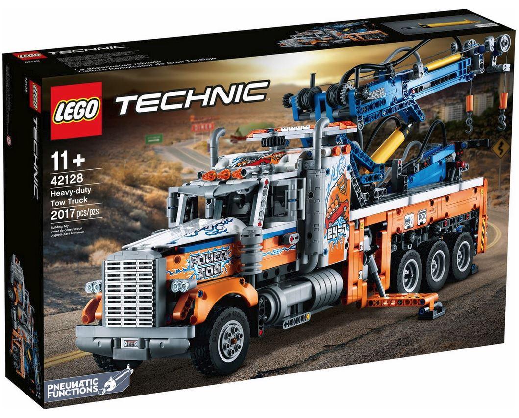 LEGO TECHNIC AUTOGRU' PESANTE 42128