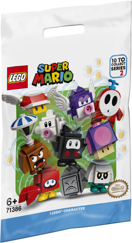 LEGO SUPER MARIO PACK PERSONAGGI - SERIE 2 71386