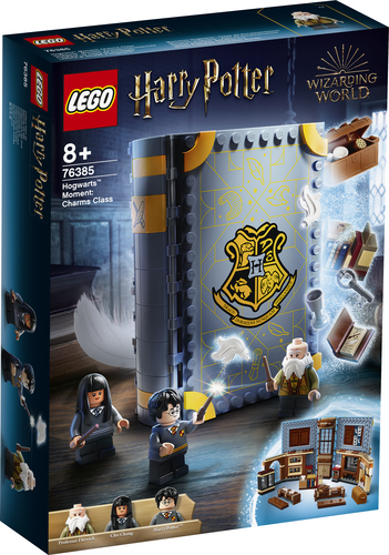 LEGO HARRY POTTER LEZIONE DI INCANTESIMI A HOGWARTS 76385