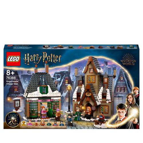 LEGO HARRY POTTER VISITA AL VILLAGGIO DI HOGSMEADE 76388