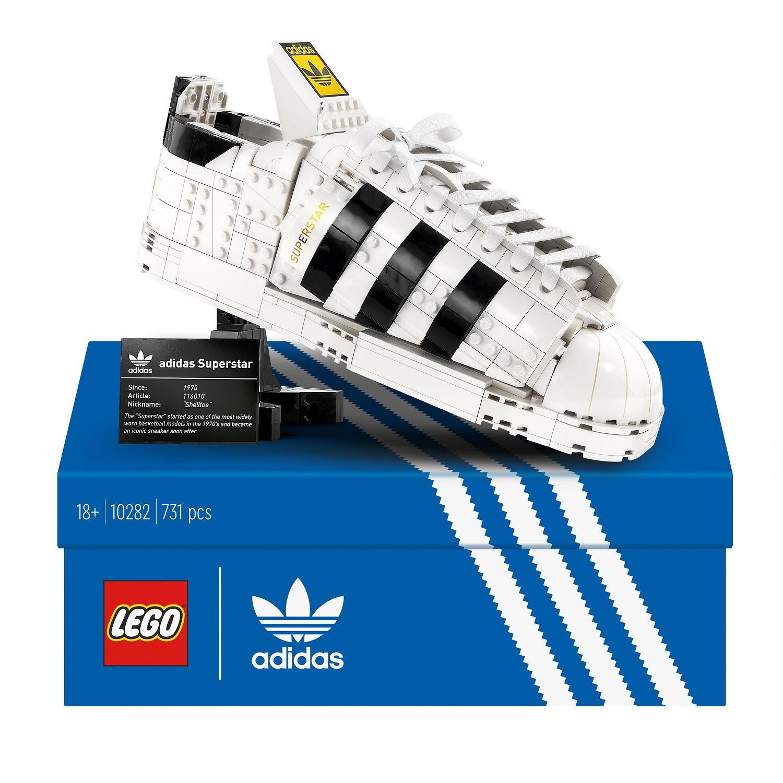 LEGO ADIDAS ORIGINAL SUPERSTAR 10282