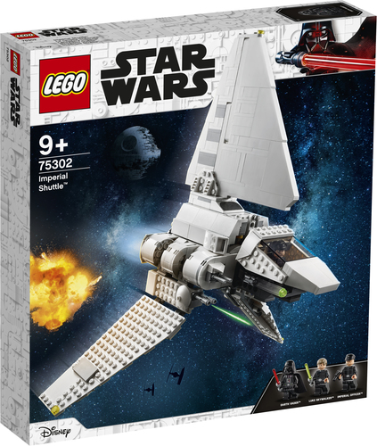 LEGO STAR WARS IMPERIAL SHUTTLE™ 75302