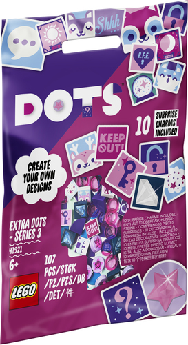 LEGO DOTS EXTRA DOTS - SERIE 3 41921