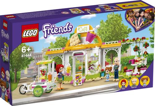 LEGO FRIENDS IL CAFFÈ BIOLOGICO DI HEARTLAKE 41444