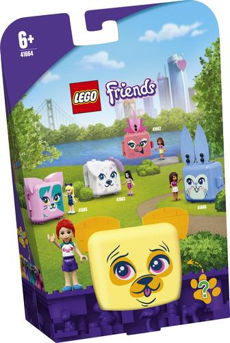 LEGO FRIENDS IL CUBO DEL CARLINO DI MIA 41664