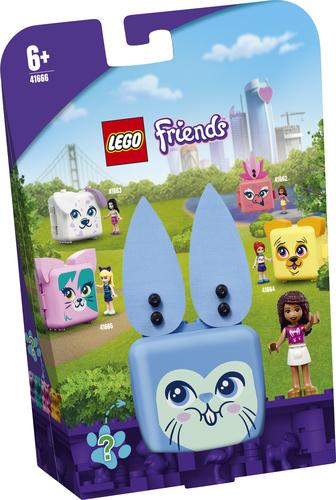 LEGO FRIENDS IL CUBO DEL CONIGLIETTO DI ANDREA 41666