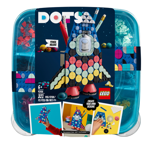 LEGO DOTS PORTAMATITE 41936