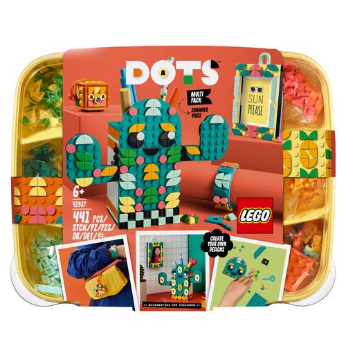 LEGO DOTS MULTI PACK SENSAZIONI ESTIVE 41937