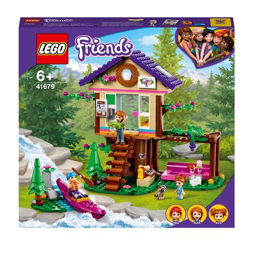 LEGO FRIENDS BAITA NELLA FORESTA 41679