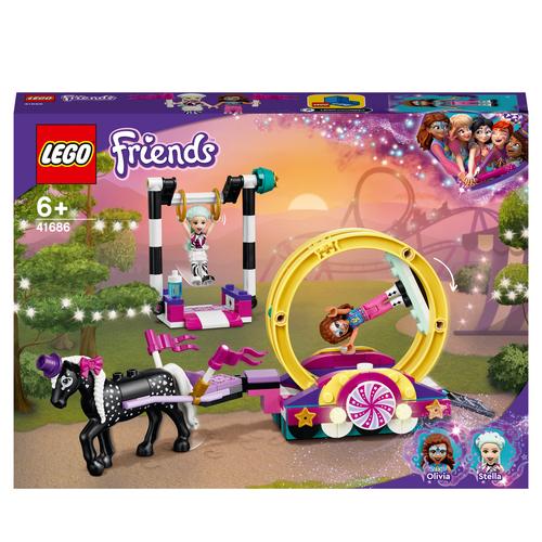 LEGO FRIENDS ACROBAZIE MAGICHE 41686
