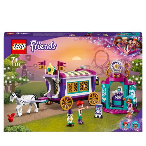 LEGO FRIENDS CARROZZONE MAGICO 41688